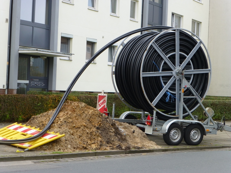 The NBN is expanding Australia's fibre footprint through infrastructure projects.